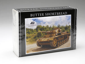 Butter Shortbread 400g - The Tank Museum
