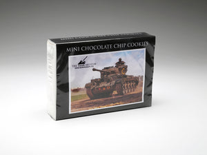 Mini Chocolate Chip Cookies - The Tank Museum
