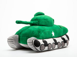 Sherman Tank Soft Toy