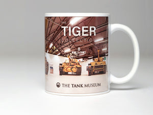 Tiger Collection Mug - The Tank Museum
