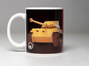 Tiger Collection Technical Data Mugs - The Tank Museum