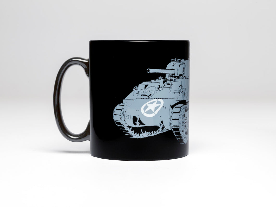 Sherman Mug - The Tank Museum