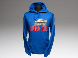 Tiger 131 Hoodie - The Tank Museum