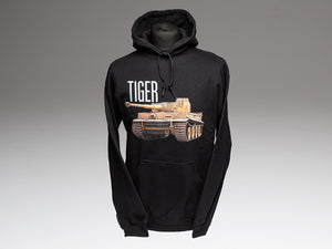 Black Tiger 131 Hoodie - The Tank Museum