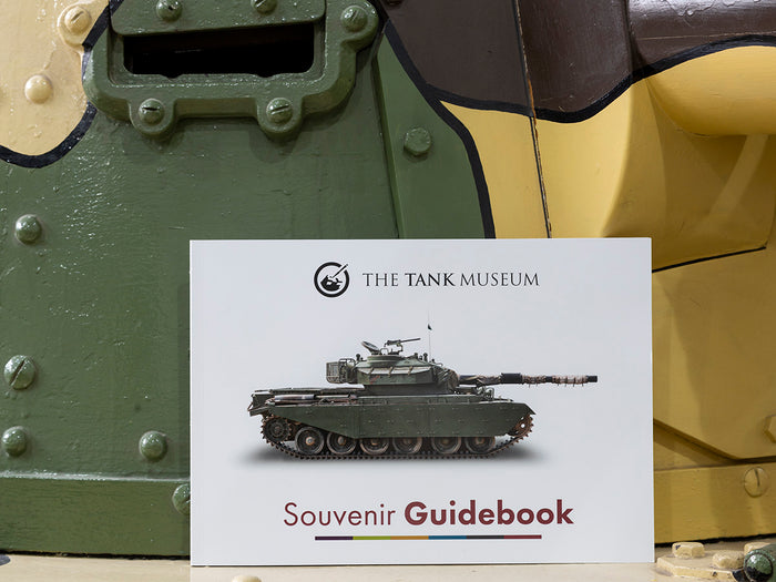 The Tank Museum Souvenir Guidebook