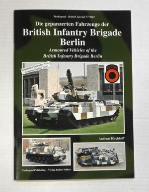 Tankograd 9001- British Infantry Brigade Berlin - The Tank Museum