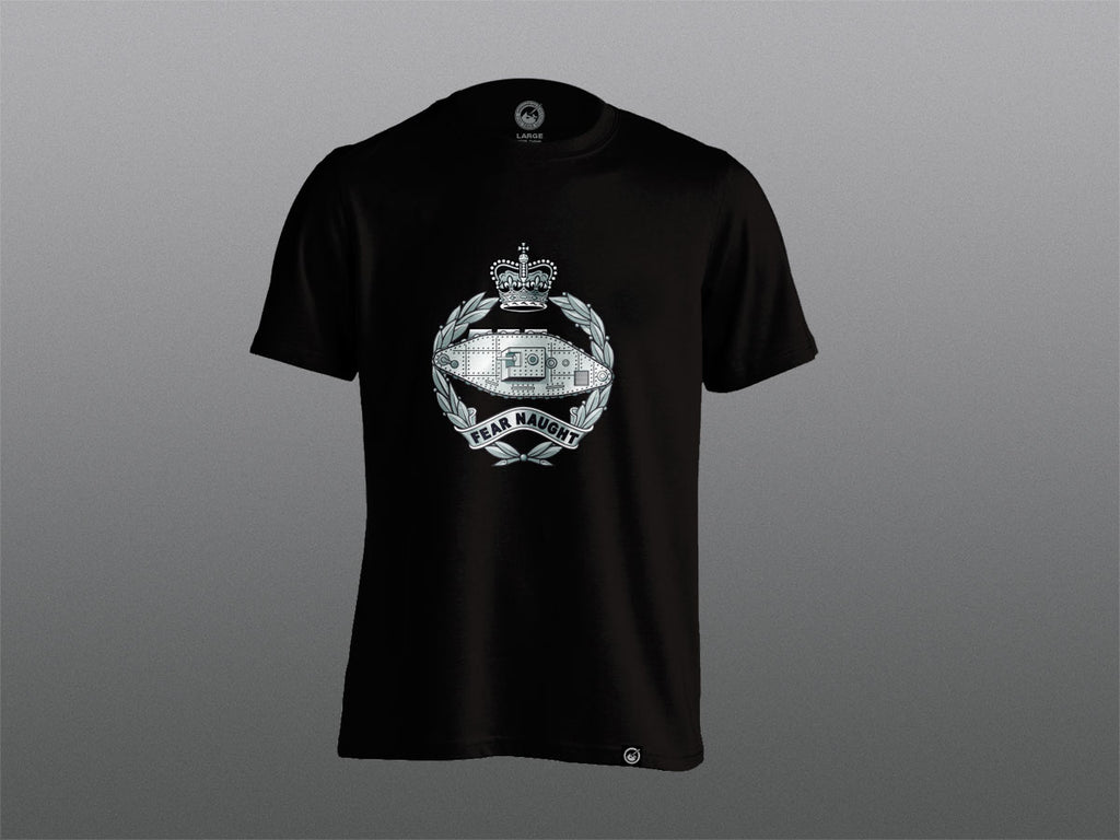 Royal Tank Regimental Badge T-Shirt