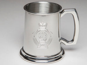 Royal Armoured Corps Pewter Tankard - The Tank Museum