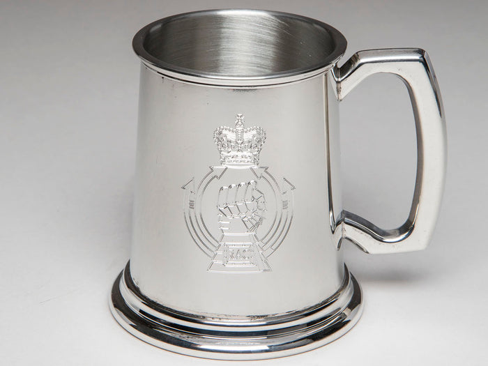 Royal Armoured Corps Pewter Tankard