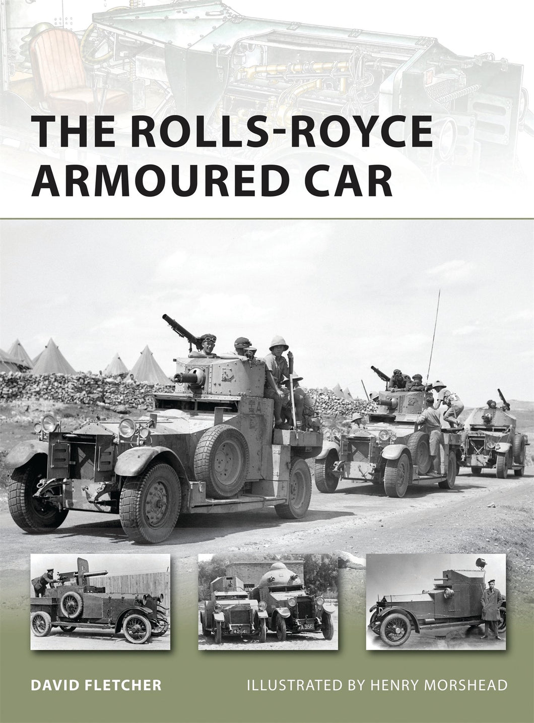 The Rolls-Royce Armoured Car - The Tank Museum