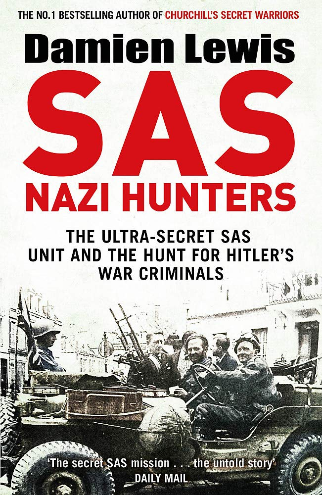 OOS SAS Nazi Hunters - The Tank Museum