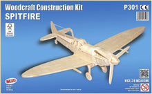 Load image into Gallery viewer, Spitfire Woodcraft Kit - The Tank Museum