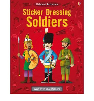 Sticker Dressing Soldiers - The Tank Museum