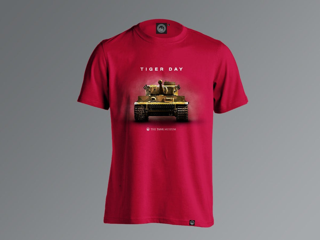 Tiger Day T-Shirt - The Tank Museum