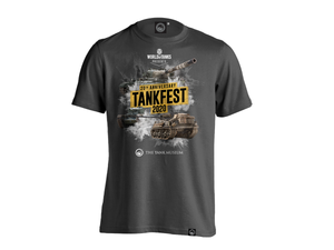 TANKFEST 2020 T-Shirt - The Tank Museum