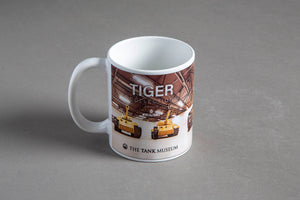 Tiger Collection Mug