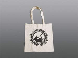 Tank Museum Canvas Bag - The Tank Museum