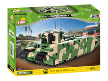 Load image into Gallery viewer, PRE-ORDER Cobi TOG 2* Super Heavy Tank