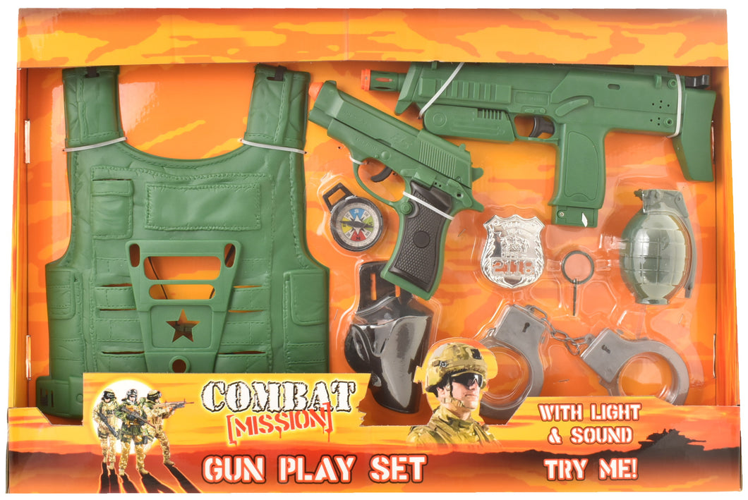 Combat Mission: Gun Play Set