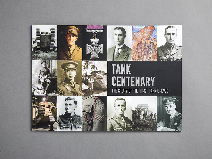 Tank Centenary - The Story of The First Crews