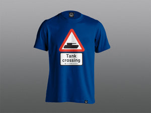Tank Crossing T-Shirt - The Tank Museum