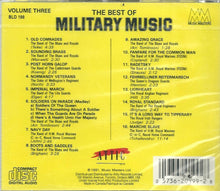 Load image into Gallery viewer, The Best of Military Music - Volume Three