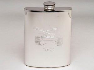 Tiger 131 Hip Flask