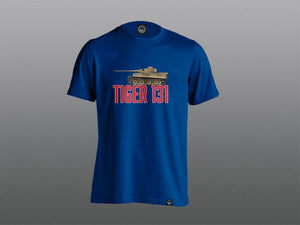 Tiger 131 T-Shirt - The Tank Museum