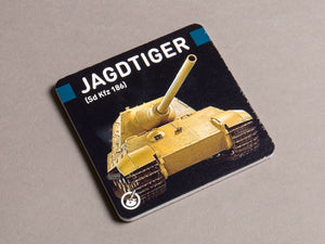 Tiger Collection Coasters - The Tank Museum