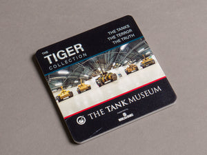 Tiger Collection Coaster