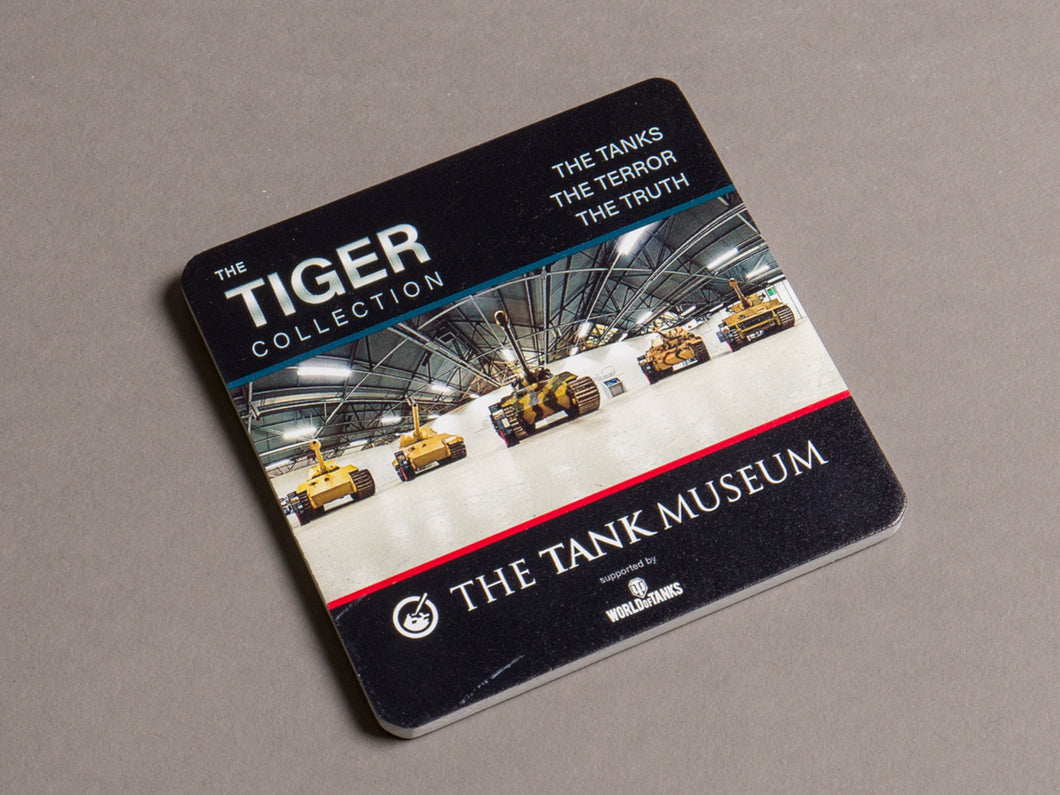 Tiger Collection Coaster - The Tank Museum