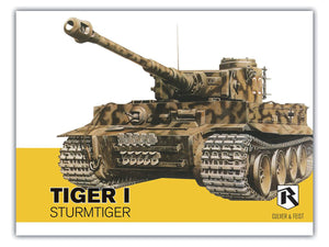 Tiger I and Sturmtiger in detail - The Tank Museum