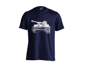 Graphic Tiger T-Shirt - The Tank Museum
