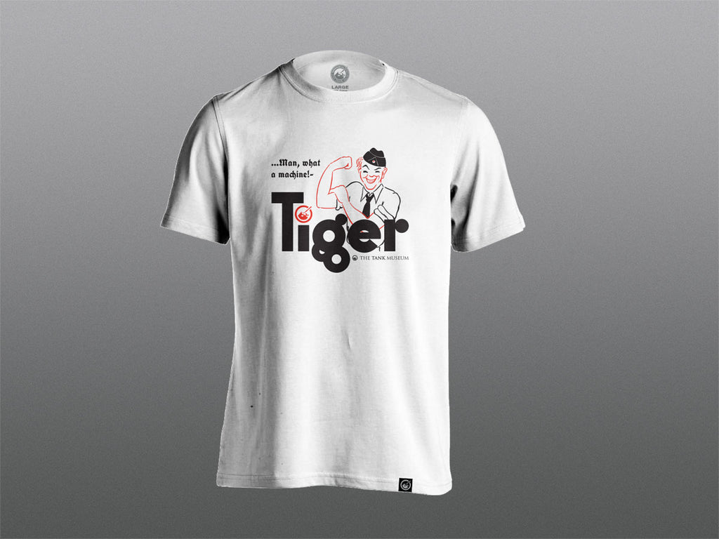 Tigerfibel T-Shirt
