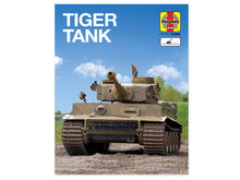 Load image into Gallery viewer, Tiger Tank Haynes Icons