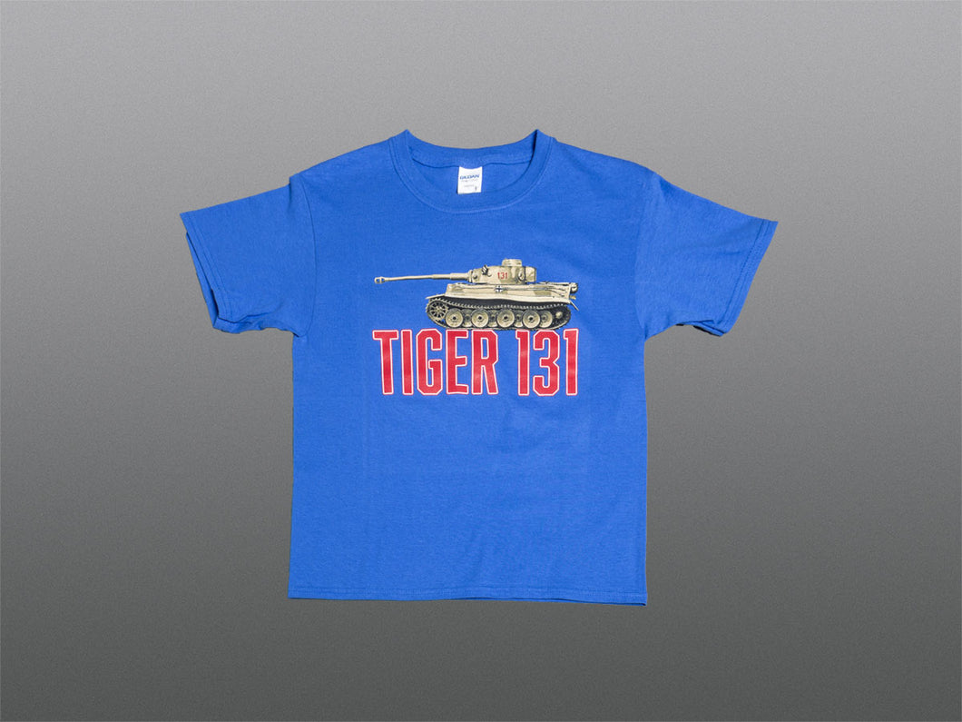 Kids Tiger 131 T-Shirt - The Tank Museum