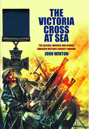 The Victoria Cross at Sea - The Tank Museum