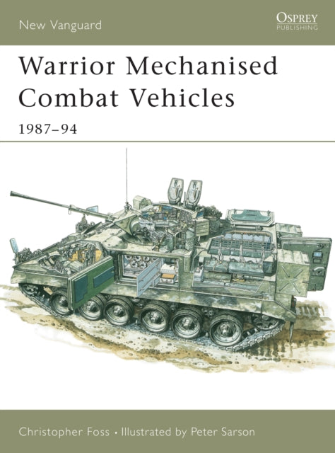 Warrior Mechanised Combat Vehicle, 1987-1994 - The Tank Museum