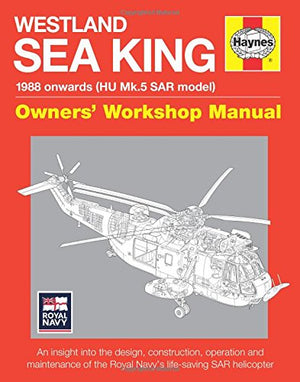 Westland Sea King Haynes Owners Workshop Manual - The Tank Museum