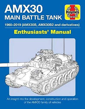 AMX30 Main Battle Tank Enthusiasts' Manual - The Tank Museum