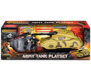 Combat Mission: Army Tank Playset - The Tank Museum