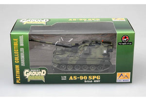Easy Model AS-90 SPG British Army - The Tank Museum