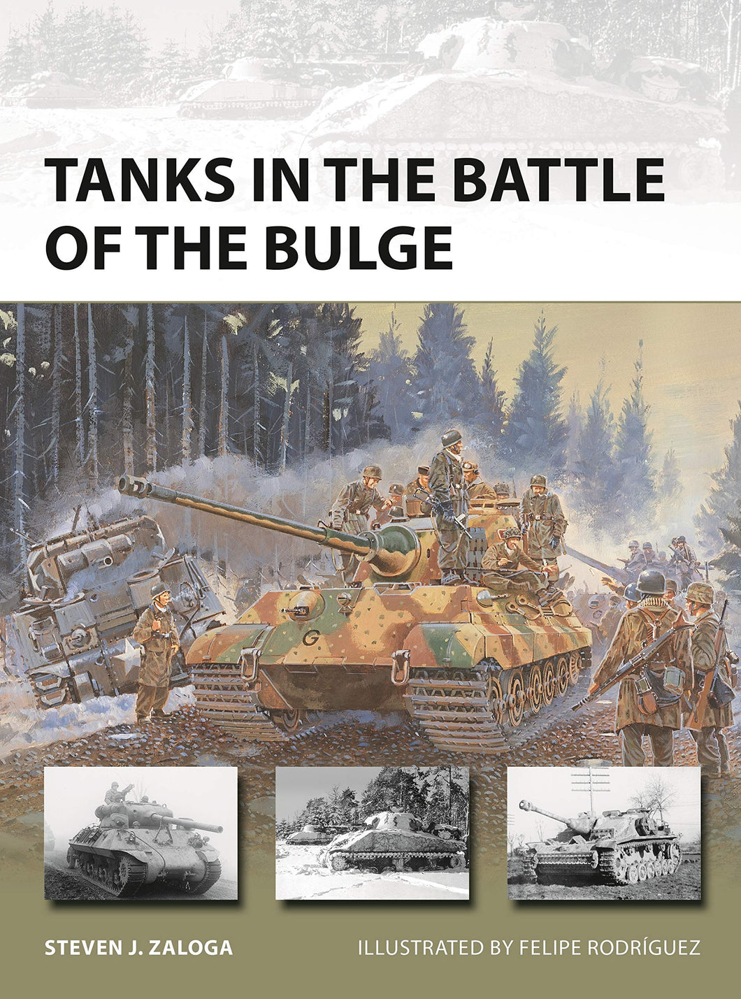 Tanks in the Battle of the Bulge - The Tank Museum
