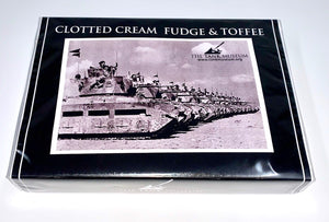 Clotted Cream Fudge and Toffee - The Tank Museum