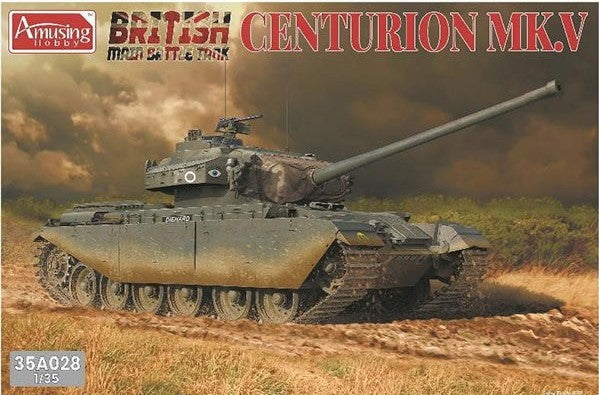 Amusing Hobby 1/35 Centurion Mk.V British Main Battle Tank