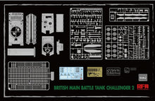 Load image into Gallery viewer, Ryefield 1/35 Challenger 2 British MBT