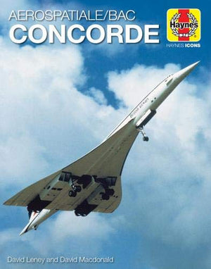 Concorde Haynes Icons - The Tank Museum