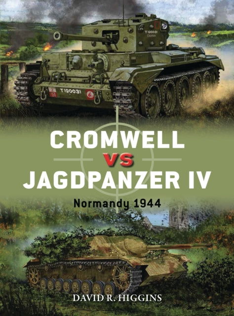 Cromwell vs Jagpanzer IV: Normandy 1944 - The Tank Museum