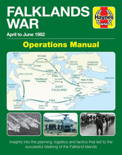 Load image into Gallery viewer, The Falklands War Operations Manual - The Tank Museum