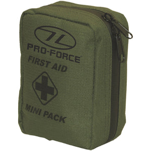 Highlander Military Mini First Aid Kit - The Tank Museum